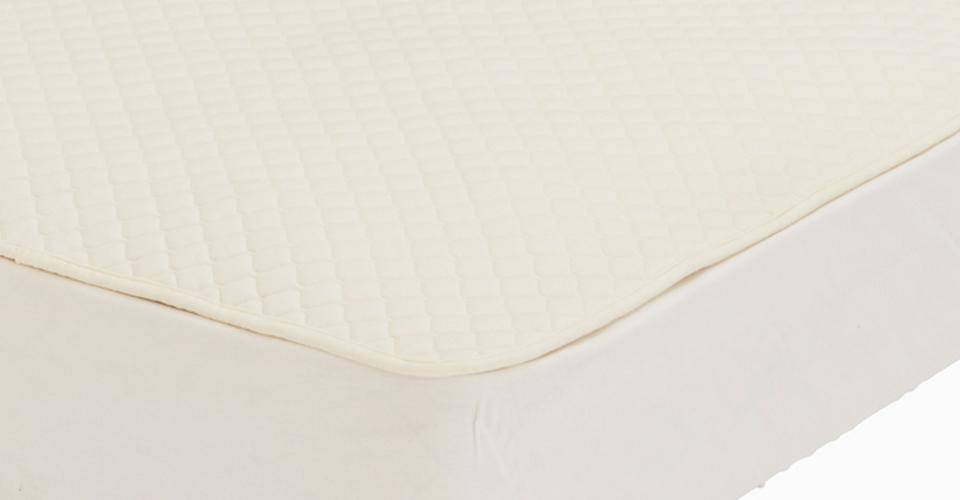 ウォッシャブル羊毛ベッドパッド アニバ