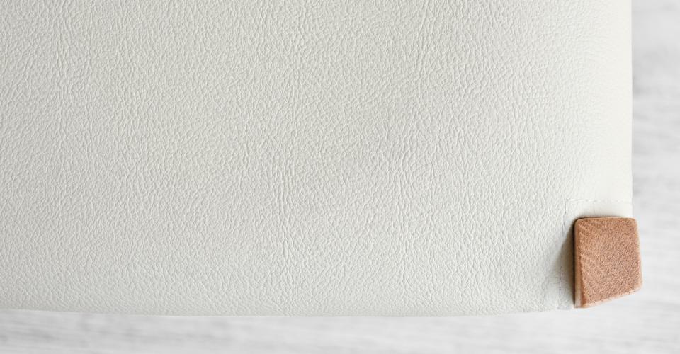 ■座面PVC アイボリー色
