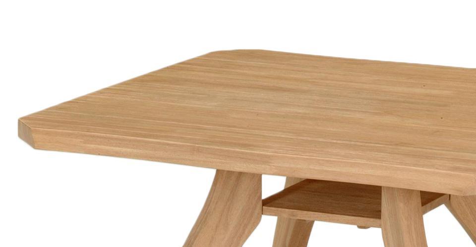 LDテーブル WT-11059 ナチュラル色