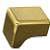 角型ゴールド